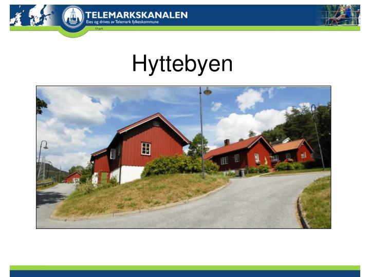 Hyttebyen