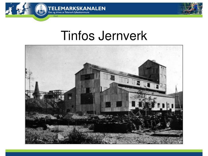 Tinfos Jernverk