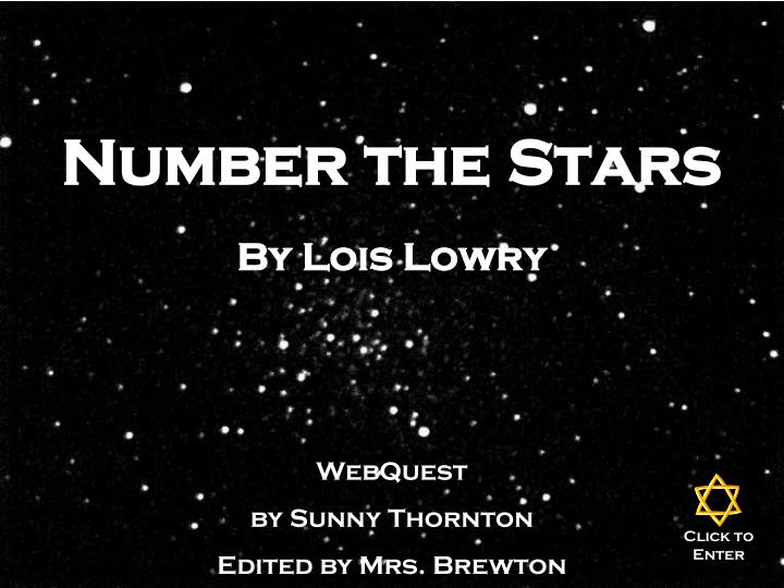 number the stars n.