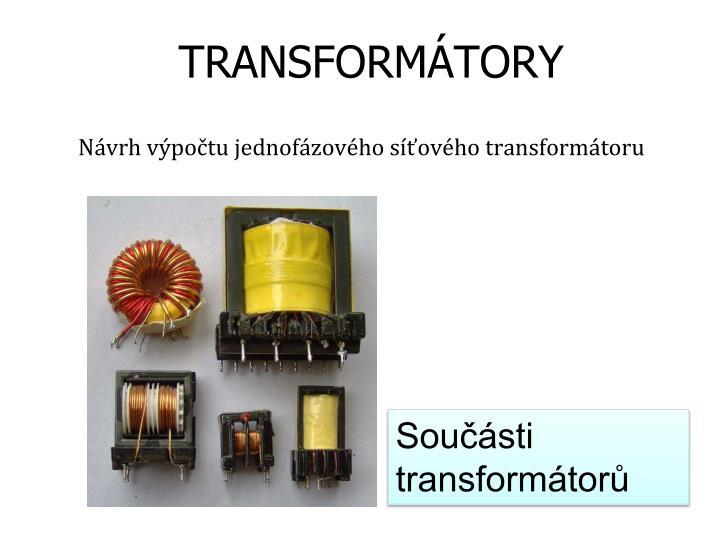 Transform tory