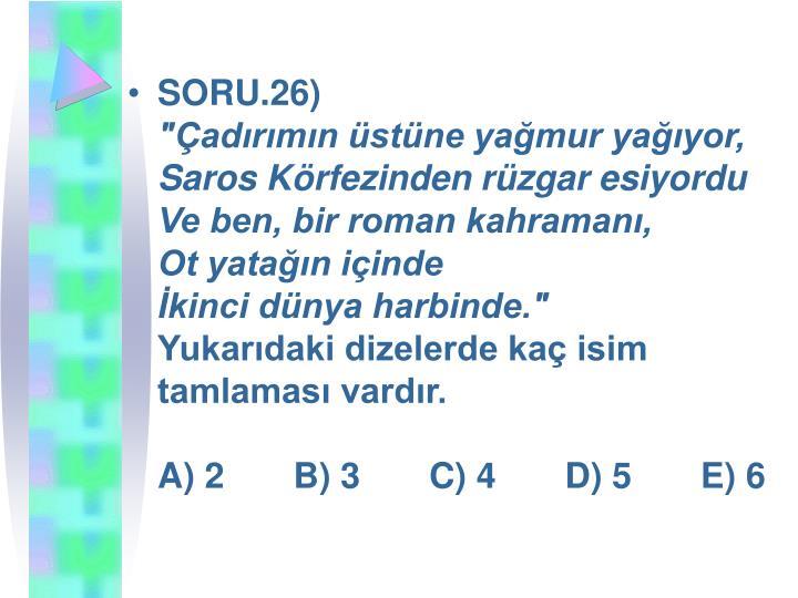 SORU.26)