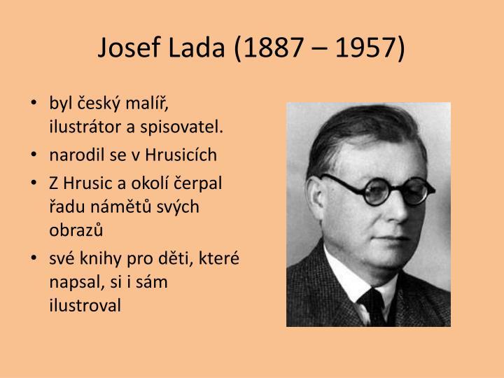 Josef Lada (1887 – 1957)
