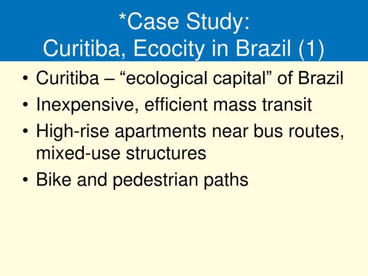 *Case Study: