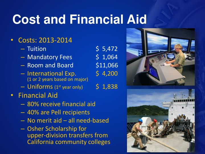 Cost and Financial Aid
