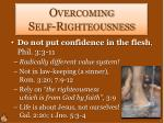 overcoming self righteousness2