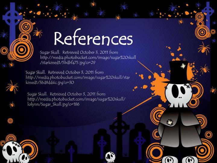 Sugar Skull.  Retrieved October 3, 2011 from