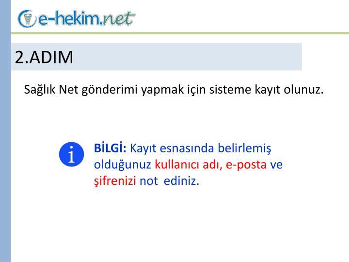 2 adim