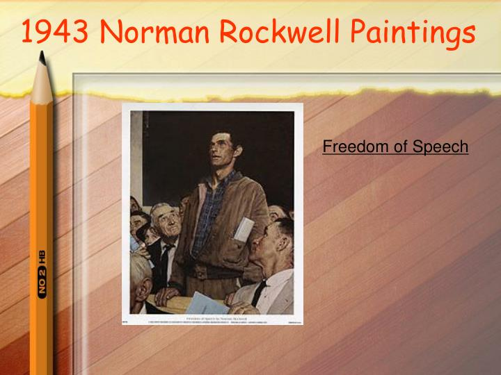 1943 Norman Rockwell Paintings