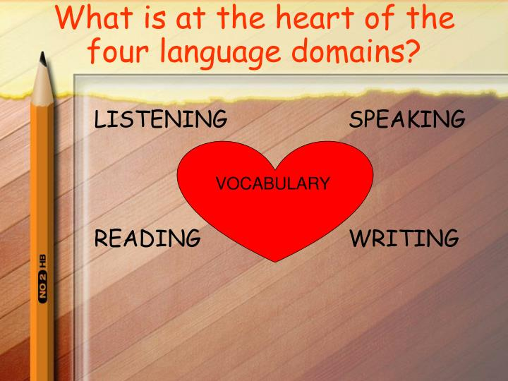 What is at the heart of the