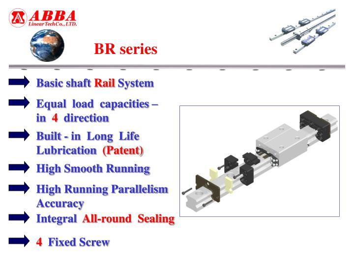 Basic shaft