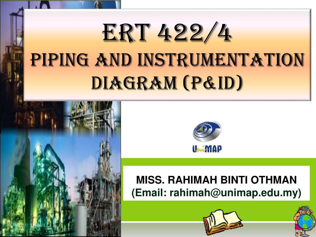 Ppt Ert 422 4 Piping And Instrumentation Diagram Pid Block Valve Symbol On Electrical Schematic Symbols Switch Powerpoint Presentation Id5261689