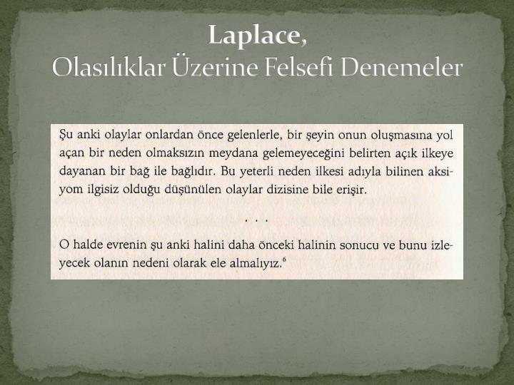 Laplace,