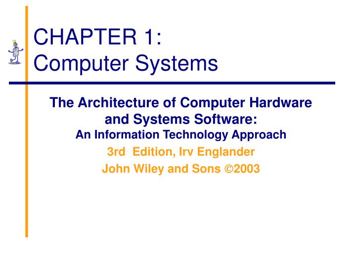 chapter 1 computer systems n.
