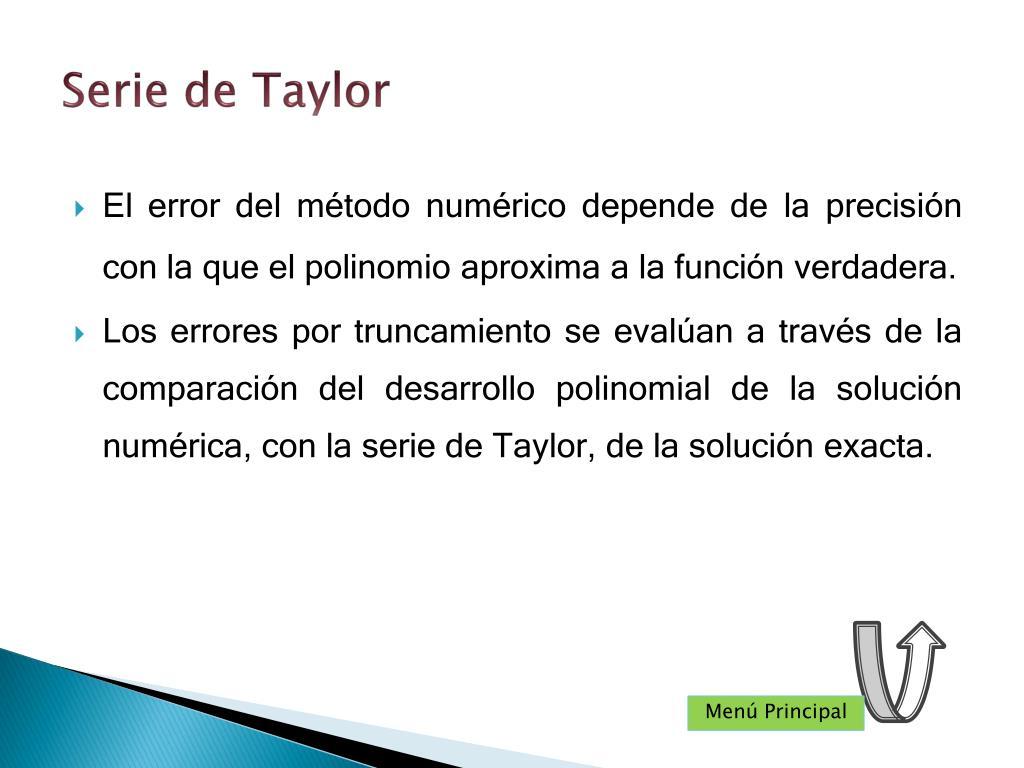 Ppt Series De Aproximaciones Powerpoint Presentation Free Download Id 5263994