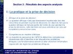 section 3 r sultats des aspects analys s11