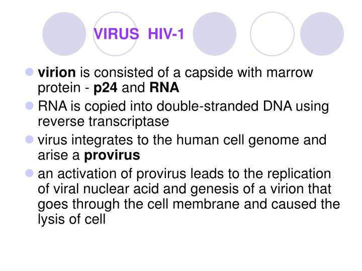 VIRUS  HIV-1