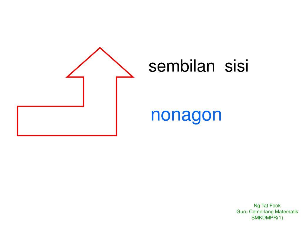 63+ Gambar Bentuk Nonagon HD