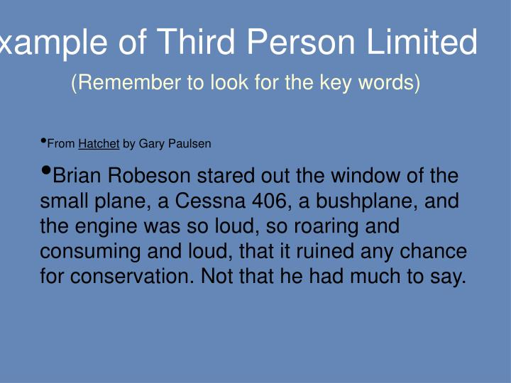 Ppt Point Of View Powerpoint Presentation Id5265091