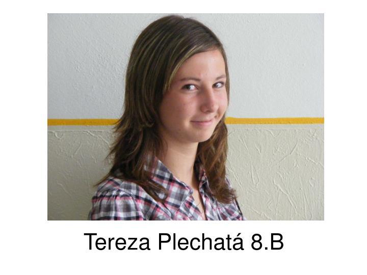 Tereza Plechatá 8.B