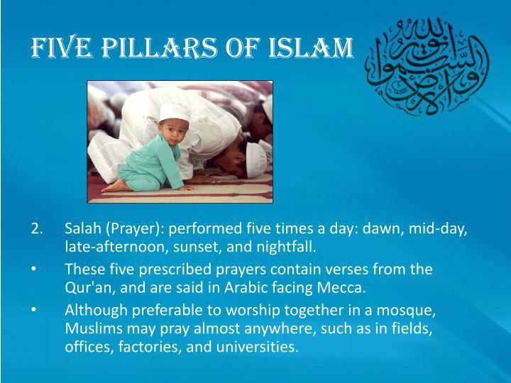 five pillars of islam 2 essay