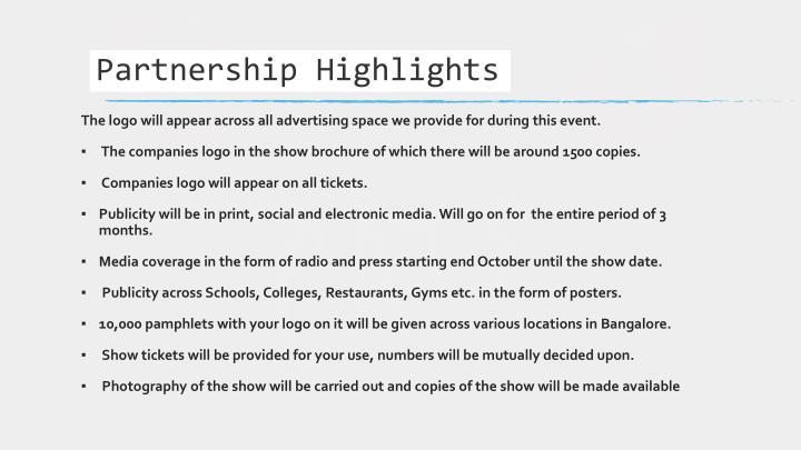 Partnership Highlights