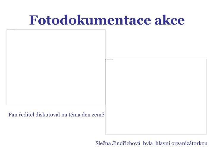 Fotodokumentace akce