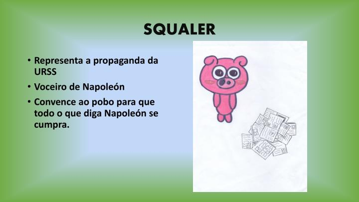 SQUALER