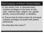 final language on patient visitation rights3