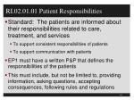 ri 02 01 01 patient responsibilities