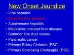 new onset jaundice2