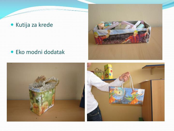 Kutija za krede