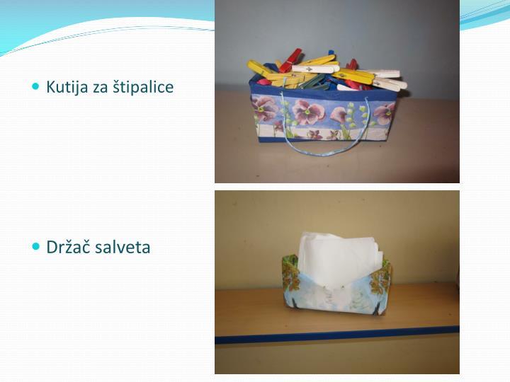 Kutija za štipalice