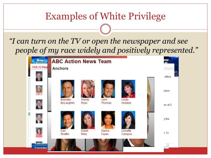 Ppt White Privilege Unpacking The Invisible Knapsack Powerpoint