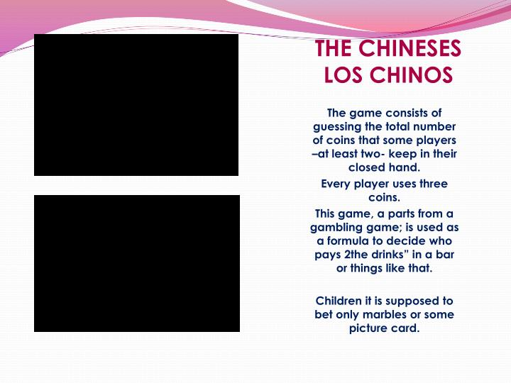 THE CHINESES