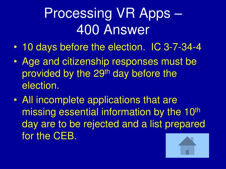 Processing VR Apps –