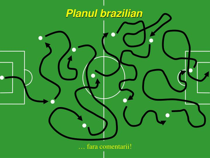 Planul brazilian