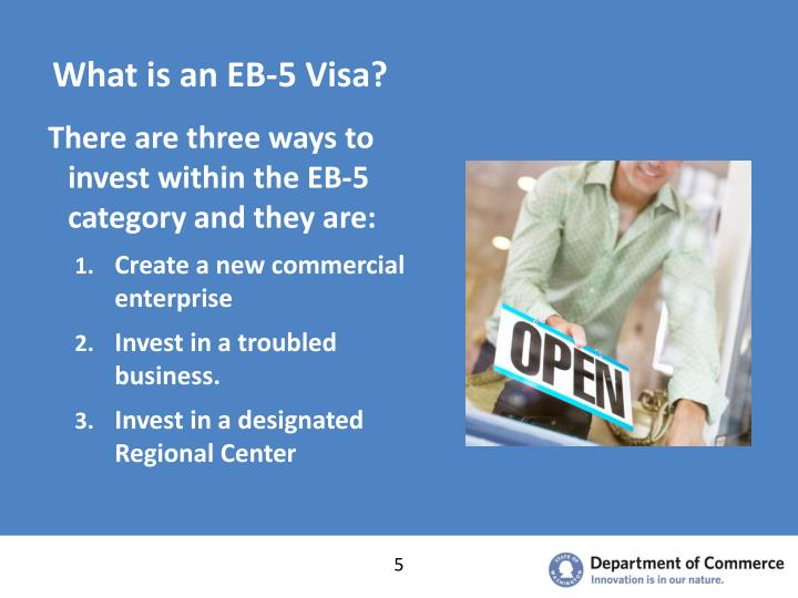 What is an EB-5 Visa?