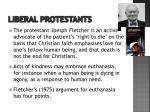 liberal protestants