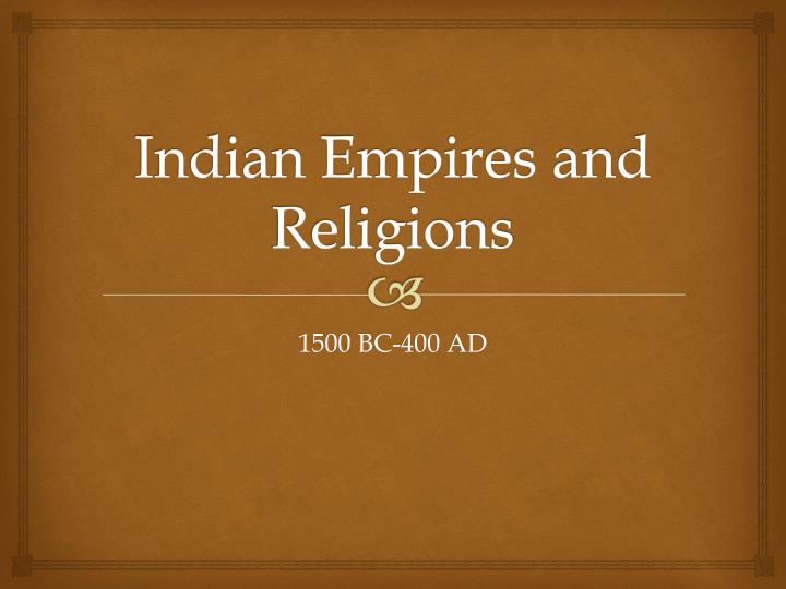 an introduction to hinduism one of the worlds oldest religions in existence