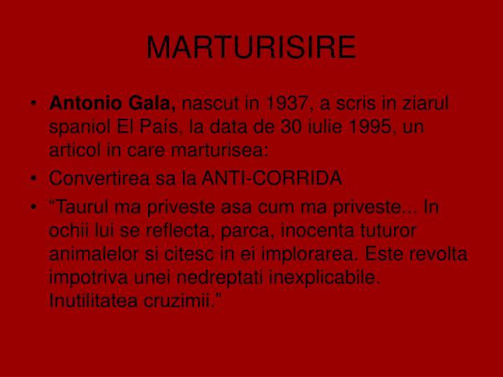 MARTURISIRE