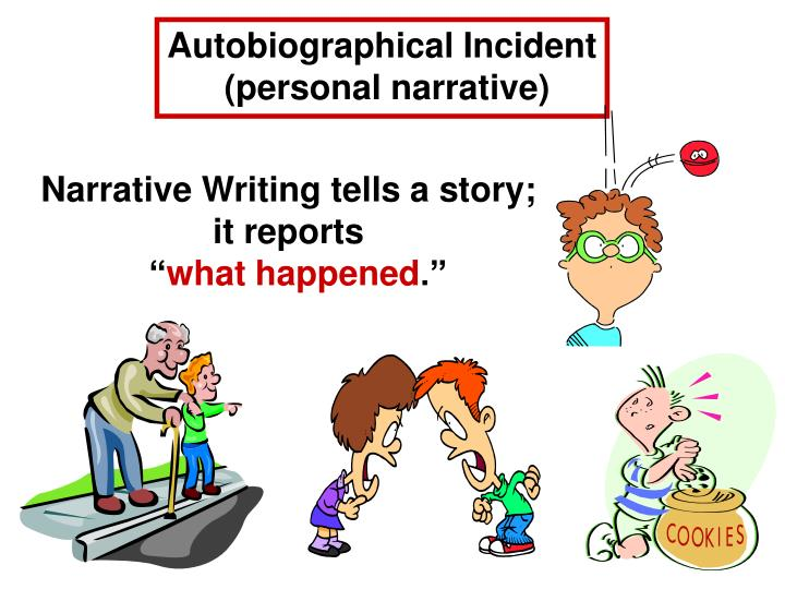 writing an autobiographical narrative Autobiographical essay writing guidelines what is an autobiographical essay how to write an autobiographical essay write autobiographical essay outline.