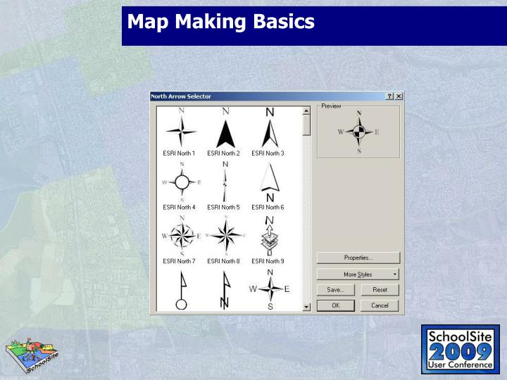 Map Making Basics