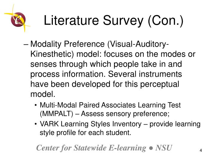 vark learning styles assessment He is actively involved in celt activities and regularly participates and presents at the lilly conference he has been the recipient of several faculty learning community awards he is also very active in assessment activities and has presented more than thirty five papers at various assessment institutes.