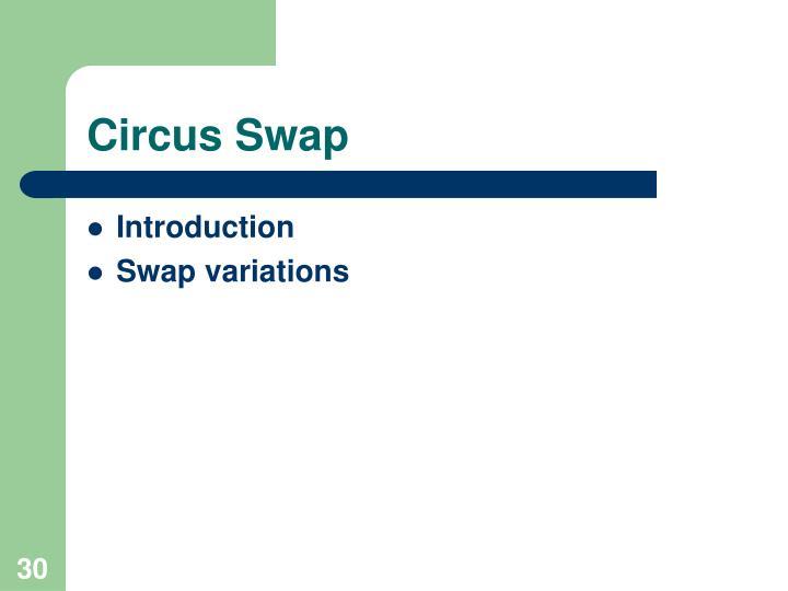 Circus Swap