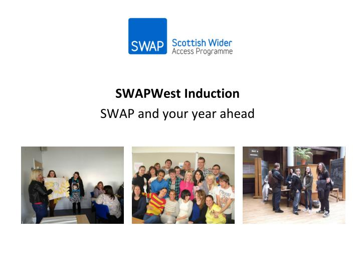 swapwest induction swap and your year ahead n.