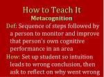 how to teach it2