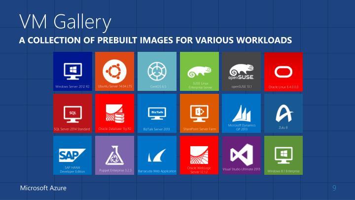 VM Gallery
