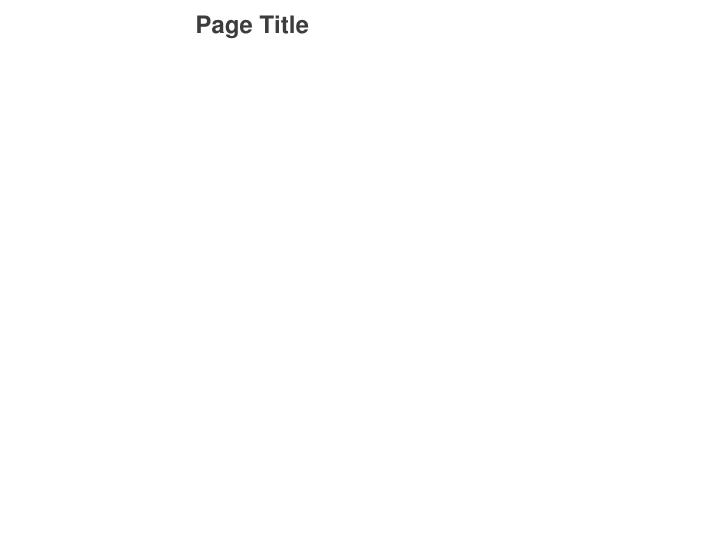 page title n.