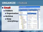 organize outlook1