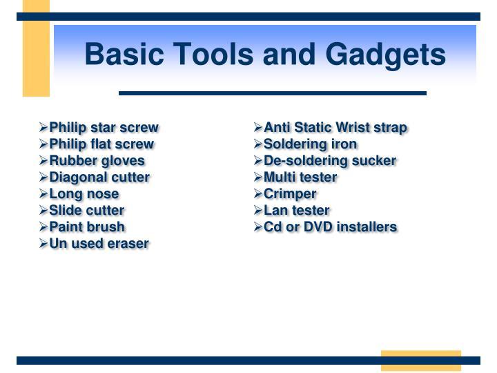 basic computer hardware servicing pdf